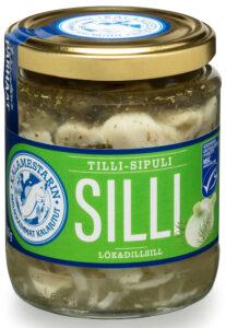 Kalamestarin Tilli-Sipuli Silli